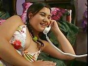 Lauryl BERRY pigtail teen