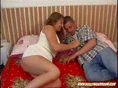 MILF having some good sex