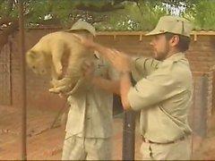 Blondie Kruger Park Private Video