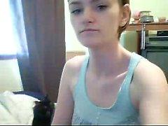 teenage on web cam 150215