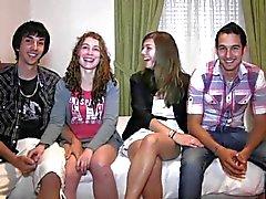 Spanish teen amateur swingers.661