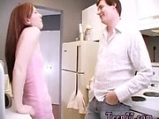 Latino cum Janine romping an older guy