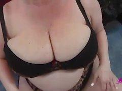 April Bra Fetish Busty Maria Moore