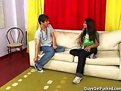milf spanking boy and girl