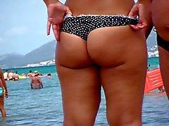 Big Butt on the Beach