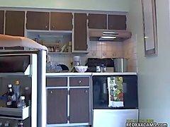 Hot teen showing off in webcam - Episode 32