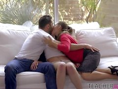 Cassidy Klein And Megan Sage Do Threesome