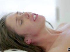 Anastasia Morna playing with passion