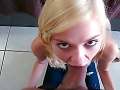 Skinny blonde teen chloe foster pov homemade sex