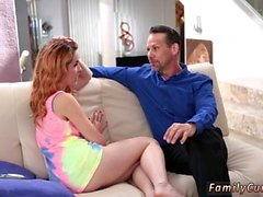 Blonde milf big tits fucks teen Dirty Deeds With Uncle Rich