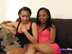 Black lesbians sure know how to please each other