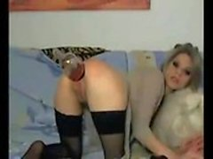Big anal, young girl