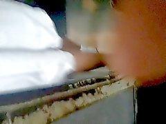 Sri lankan bus fun upskirt