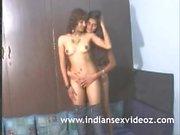 Hot Indian Teen Sucking Their Natural Tits