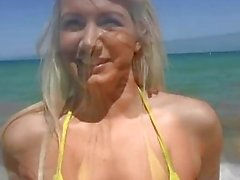Money Talks - Beach babes and hot threesomes
