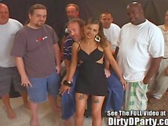 Two Girl Group Sex After Party At Dirty Ds In Tampa