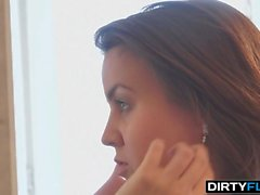 Dirty Flix - Teen courtesan knows her job