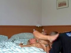 Amateur of a first meeting 3