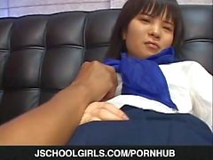Young Nene Mukai needs cock in her pussy