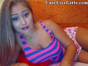 Live Sex Small Webcam Teen Masturbates Part 1