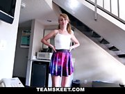 Beautiful teen babysitter chick Iggy Amore gets her tight