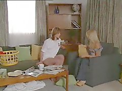 Erotic sex with lusty young lesbians