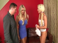 Couples Bang The Babysitter 6 - Scene 1