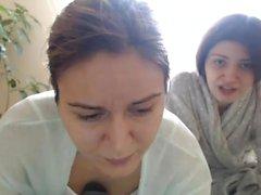 Lesbian teens webcam masturbation