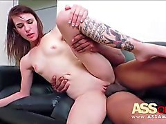 Huge Black Cock For Skater Girl