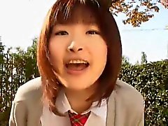 Cute Girl Asaka first time on camera ctoan