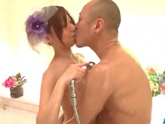 Chisa Hoshino removes undies for - More at 69avs