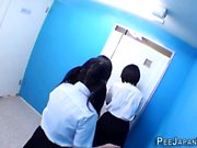 Teen asians spied peeing