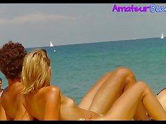 Nudist Couples Voyeur Amateurs Spy Video