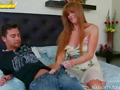 Darla Crane Straight hot mom blowjob movie