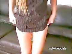 Violet Calendar Audition - netvideogirls
