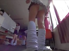 THE Asian Upskirt Panty Movie (Part 2 of 12)
