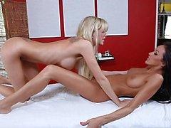 Breanne & Jana