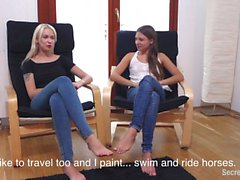 Casting Arteya & Talia Mint - secrets-art