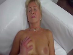 Mature Casting-Get more girls like this on casting-couch
