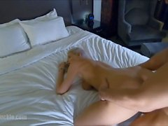 Honey's First Escort Fuck in Vegas!