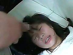 Japanese Schoolgirl Cumshot Compilation