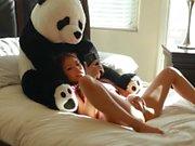 BTS Sami Parker and That Playa Panda