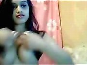 INDIAN - Cute Girl Sripping Saree On Cam