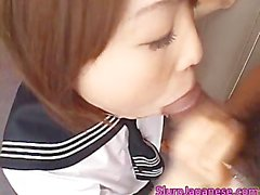 Super hot asian babes sucking, fucking part3