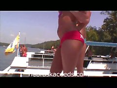 Party cove lake ozark party video part 2