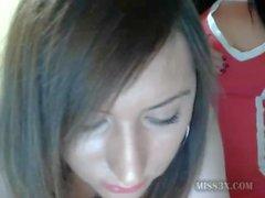 red dress mature dancing webcam show
