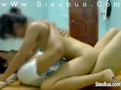 Clipsex ph&aacute_ trinh em g&aacute_i 18 Việt Nam teen cực ngon tại nh&agrave_