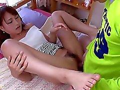 cute teen help virgin boy has first sex 2