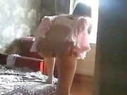 Young girl seduced