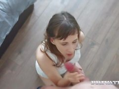 Teen Stasya Stoune wants anal sex